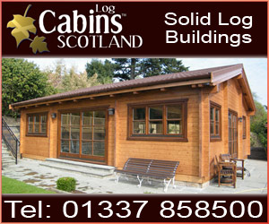 Log Cabins Scotland