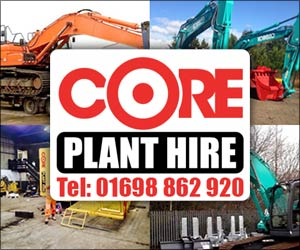 Core Plant Hire Limited