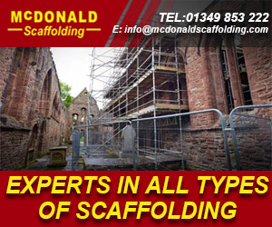 McDonald Scaffolding (Services) Limited
