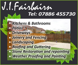 J I Fairbairn General Builders