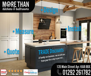 More Than Kitchens & Bathrooms Ltd