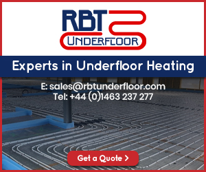 Robot Underfloor Heating
