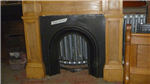 We have a large stock of antique fire inserts and original fire surrounds.   Gallery Thumbnail