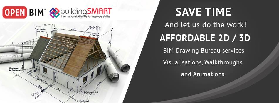 Consultancy-We can present 2D 3D CAD/BIM information for your projects Gallery Image