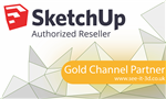 Trimble SketchUp Pro UK Gold Partner Sales and Training Gallery Thumbnail