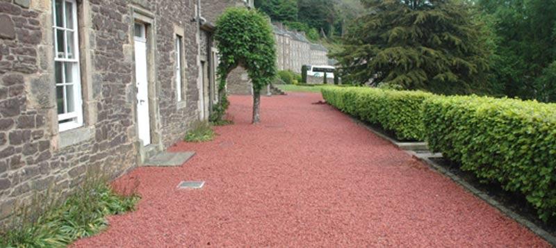 Cloburn Quarry Company Lanark Red Granite Suppliers