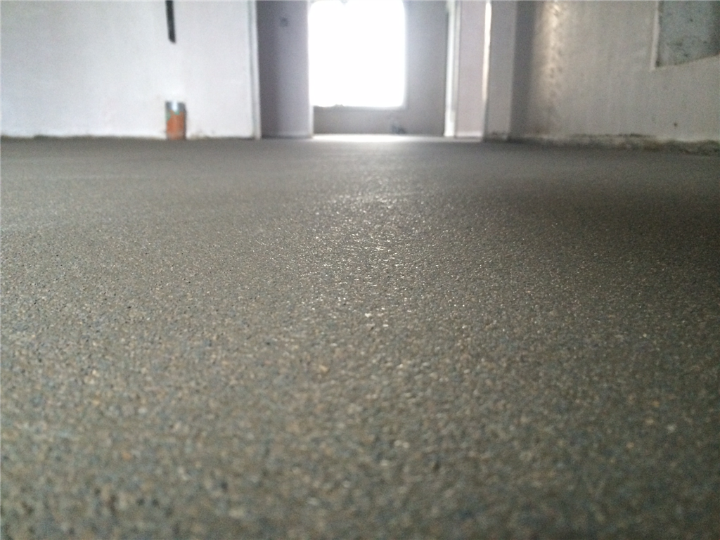 Brendan Doherty Screeding Services_Sopro Rapidur® B5 Rapid Drying Screed Binder_Lourdes Gallery Image