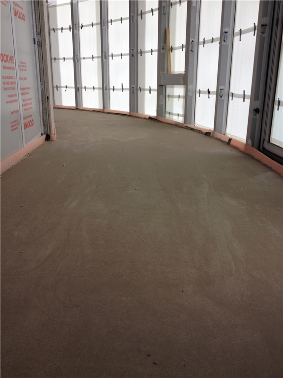 SMET LiteFlo® Lightweight Flowing Floor Screed Gallery Image