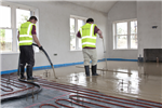 Wide range of floor screeds and floor screed binders available from SMET Gallery Thumbnail