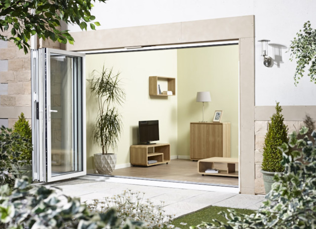 Folding Sliding Doors Gallery Image