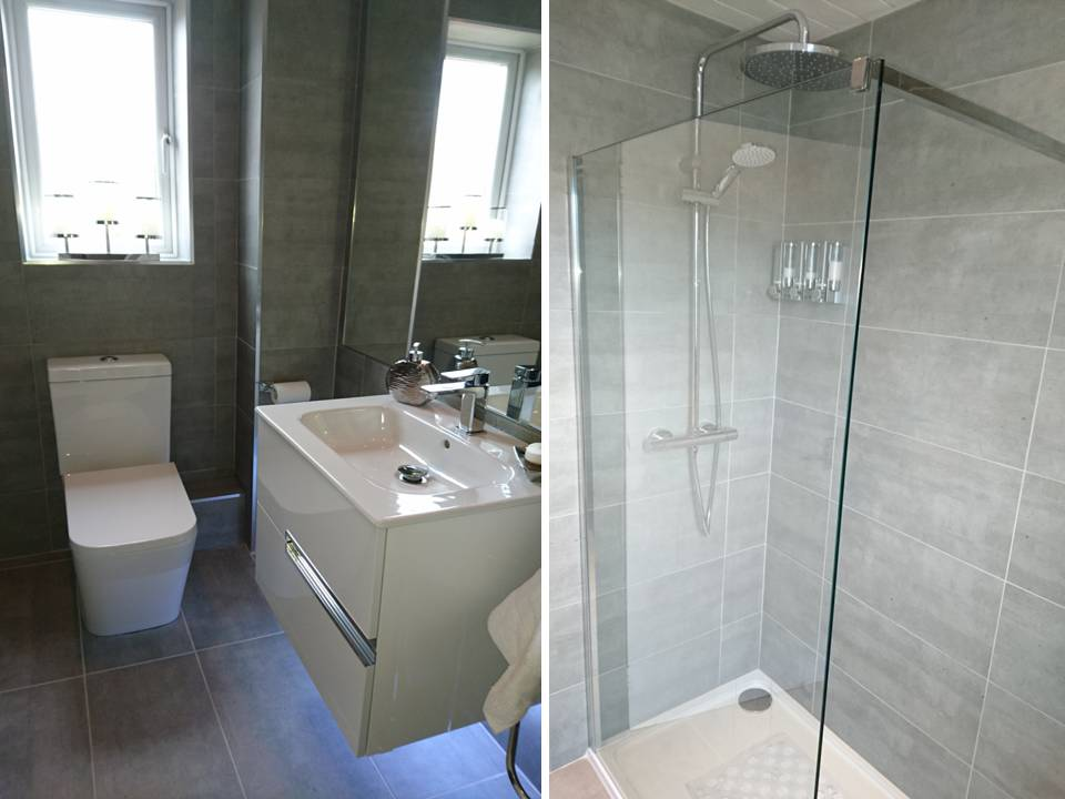 fitted bathroom in hamilton by DKB Gallery Image