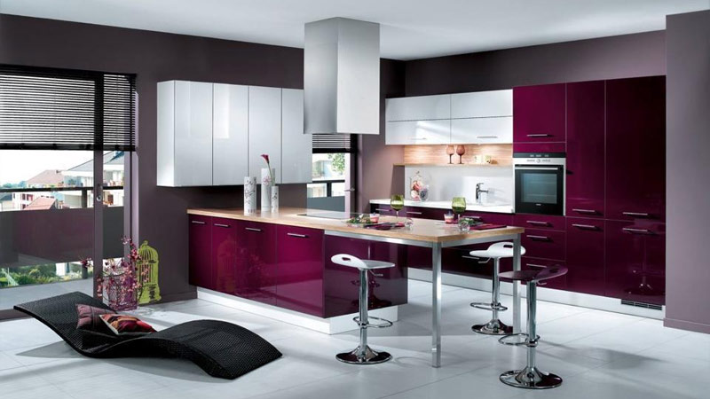 luxury fitted kitchens Gallery Image