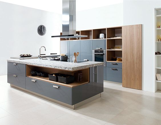 luxurious fitted kitchen design by DKB Gallery Image