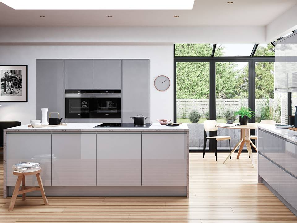 handless kitchens from local kitchen supplier Gallery Image