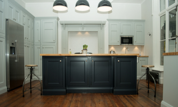 second nature kitchens available from DKB kitchen showroom Gallery Image