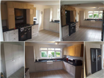 traditional kitchen with range cooker, mantle and granite worktops by DKB. Gallery Thumbnail