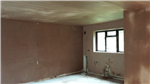 Some work from the plasterer. Gallery Thumbnail