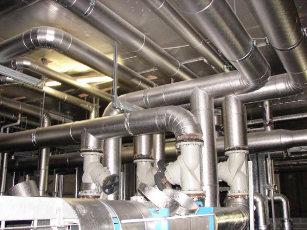 Phenolic Blocks Aluminium Pipe Cladding Ireland Aluminium