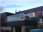 Frameless Glass Balustrade without handrail Gallery Thumbnail