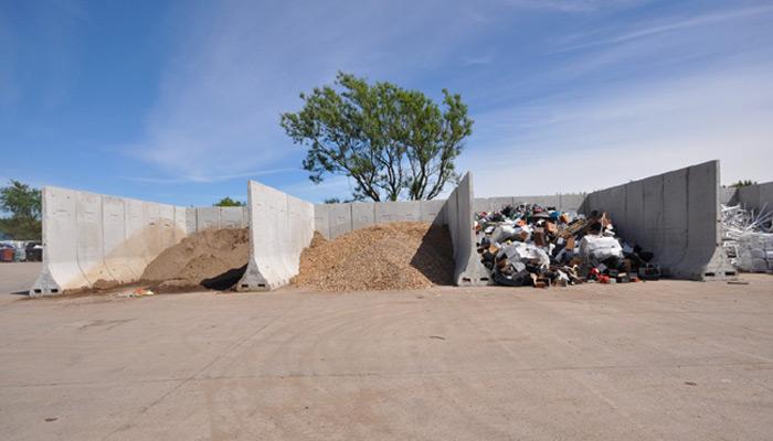 Precast Concrete Ayrshire M J Harrison Supplies Ltd