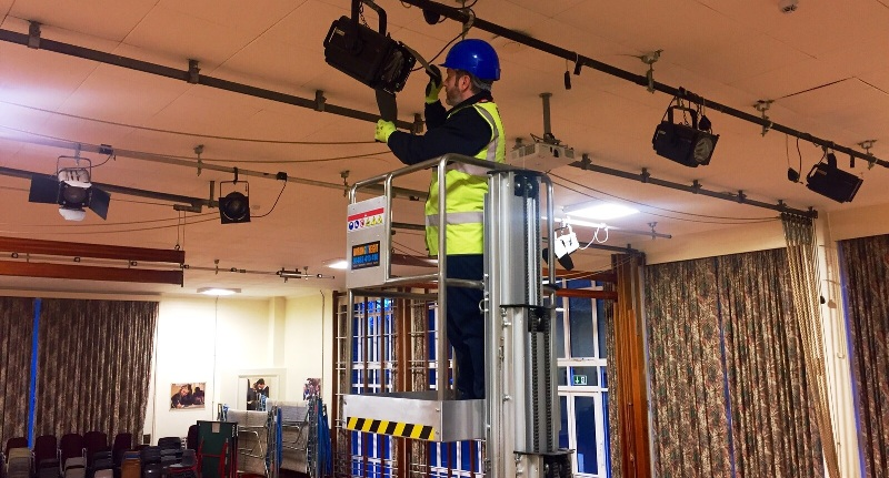 Aerial Work Platforms Gallery Image