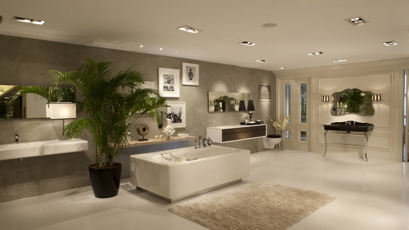 Polished Plastering Contractors London Gallery Image