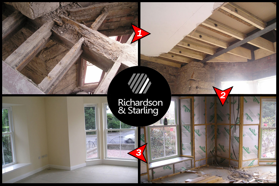 Dry rot problems Gallery Image