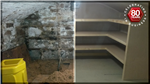 Basement waterproofing Gallery Thumbnail