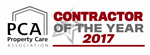 PCA Contractor of  the Year 2017 Award logo Gallery Thumbnail
