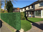 Maintenance free instant artificial boxwood hedge for front garden Gallery Thumbnail