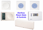 Optional Danfoss room stats & Controls Gallery Thumbnail