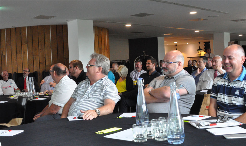 Toshiba Holds R32 Customer Roadshow Events Across the UK and Ireland Gallery Image