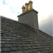 Chimney repaired by Lothian's Roofing in Dalkeith, Midlothian in Nov 2016 Gallery Thumbnail