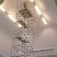 Lighting Upgrade In A Primary School  Gallery Image
