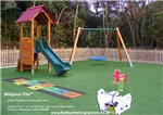 wetpour - tile  hotel playground - rubber matting systems Gallery Thumbnail