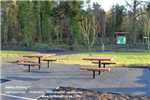 anti slip outdoor - safety paving - oak forest park - picnic area Gallery Thumbnail