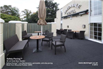 commercial anti slip - safety paving - grey - greenvale - hotel Gallery Thumbnail
