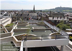 non slip balcony - safety paving -  roof terrace - over car park Gallery Thumbnail