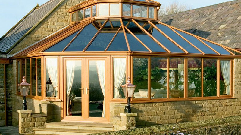 Speedroof Advanced Conservatory Roofing Systems