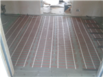 Residential electric underfloor heating project - London Gallery Thumbnail