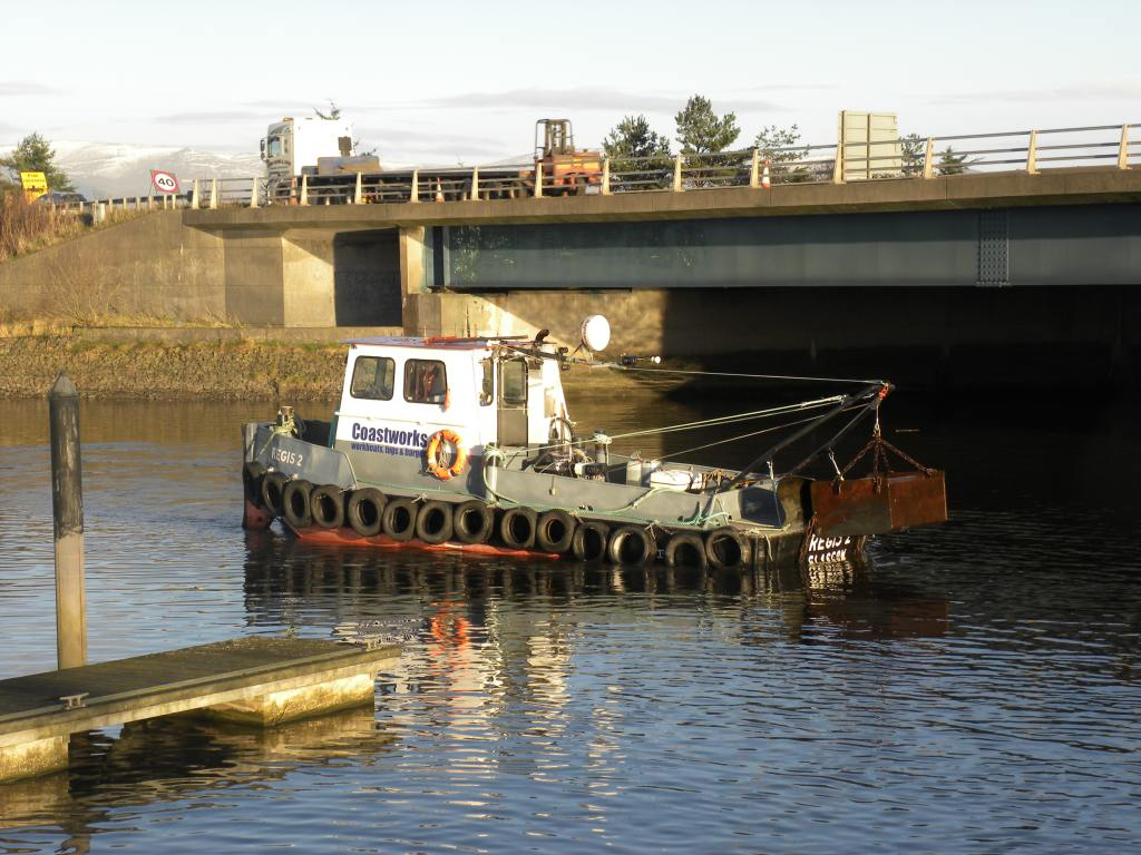 Plough dredging workboats Gallery Image