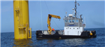 Offshore windfarm works Gallery Thumbnail
