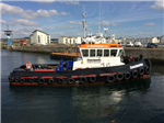 Coastworker tug.  Coastal towage services Gallery Thumbnail