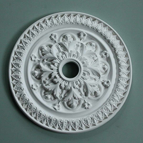 Ornate Victorian 520mm Plaster Ceiling Rose MPR062 Gallery Image