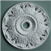 Victorian Decorated Plaster Ceiling Rose MPR063 Gallery Thumbnail