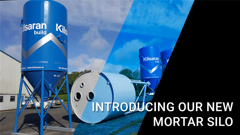 A recent project with Kilsaran Ireland saw us manufacture 10 new dry mortar silos to service their site projects. Due to positive feedback on the first 10, we are now manufacturing a following 10. Gallery Image
