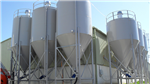 Previous project for six bulk storage silos for differing powders at a building products bagging plant, based in Gorey, Co. Wexford. Also supplied screw conveyors, weigh hoppers, silo protection, etc. Gallery Thumbnail
