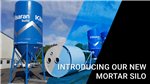 A recent project with Kilsaran Ireland saw us manufacture 10 new dry mortar silos to service their site projects. Due to positive feedback on the first 10, we are now manufacturing a following 10. Gallery Thumbnail