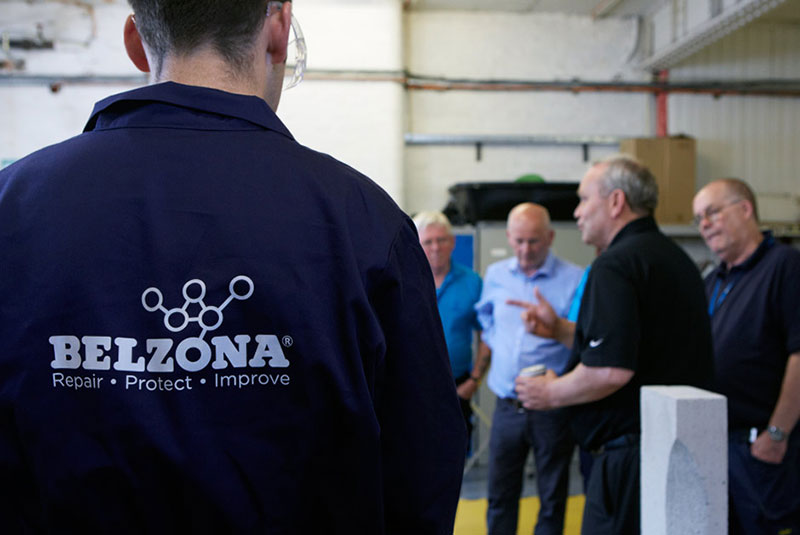 Belzona provide bespoke training, including Validated and Awareness courses Gallery Image