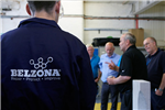Belzona provide bespoke training, including Validated and Awareness courses Gallery Thumbnail